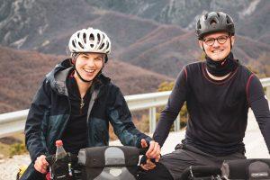 Bastien et Laura sont les ambassadeurs d'Ogarun dans leur tour du monde (Pour en savoir plus : https://www.lescolibrisnomades.com)